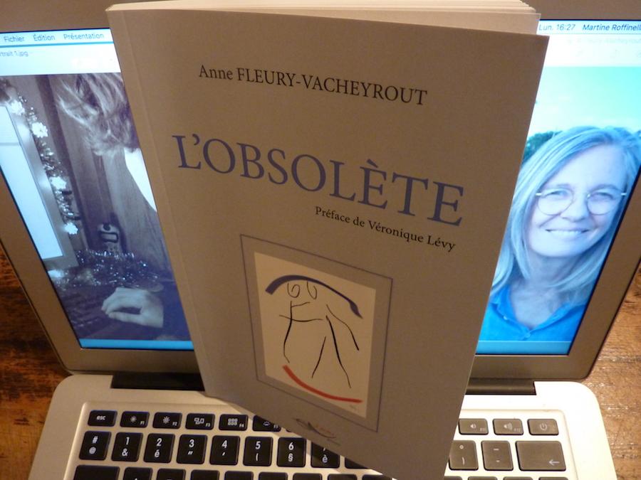 Anne Fleury-Vacheyrout, nouvelle invitée de la rubrique solidaire : « Les ami·e·s publient!»