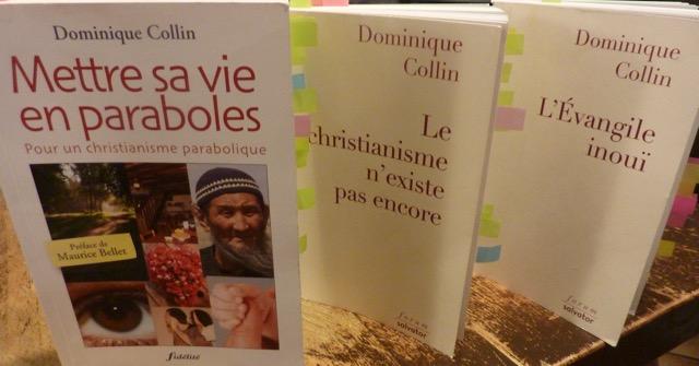 Dominique Collin en cœur à cœur