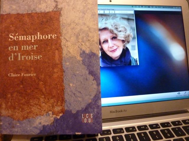 Claire Fourier, nouvelle invitée de la rubrique Les ami·e·s publient !