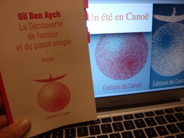 Un été en Canoë avec : Gil Ben Aych