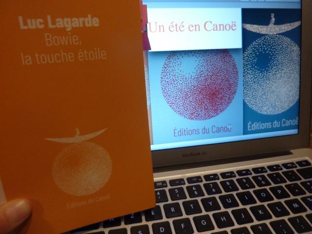Un été en Canoë avec : Luc Lagarde